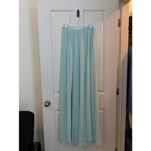 Windsor High Waist Skirt
